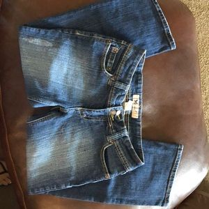 Wet Seal Crop Jeans Sz 7